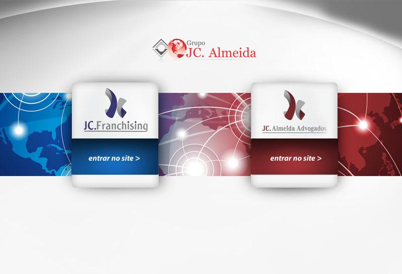 Criação de site para Advogados – Grupo JC Almeida